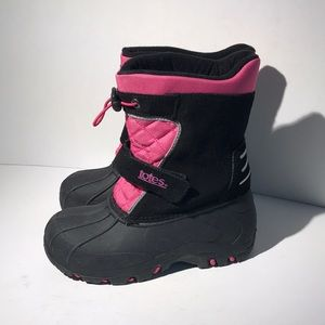 Totes snow boots girls size 13 new